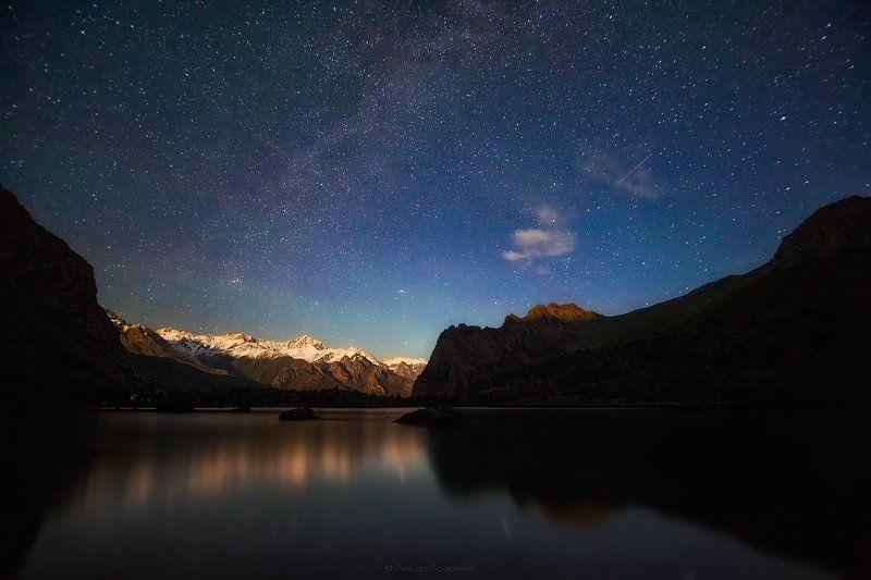 Ночь на Аллаудинском озереphoto preview