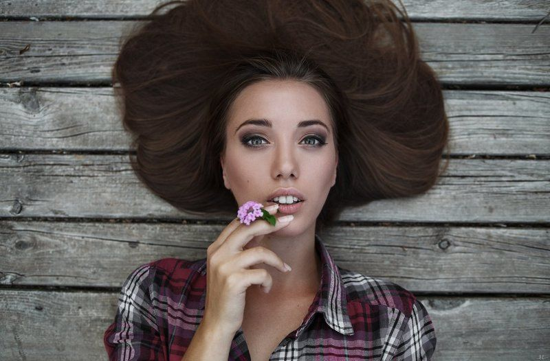 portrait girl beauty Olgaphoto preview