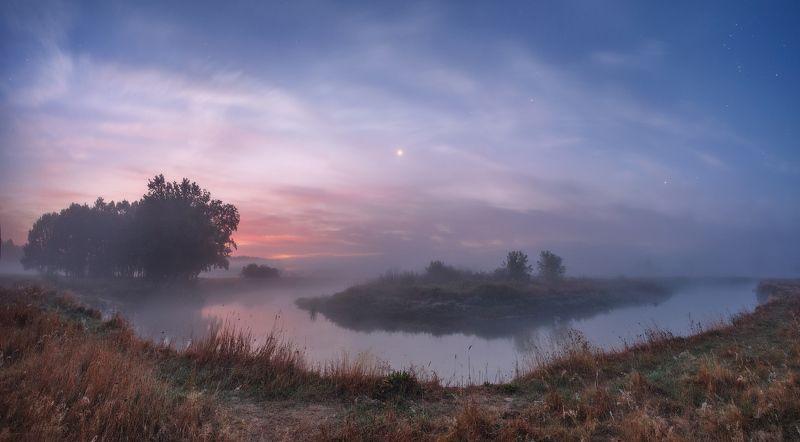 Панорамы туманного утраphoto preview