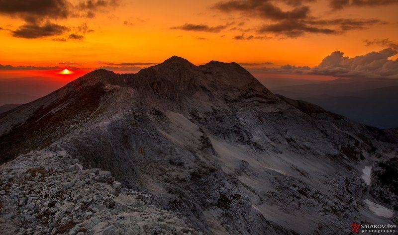 Pirin, mountain, Bulgaria,sunset Waiting for the Nightphoto preview