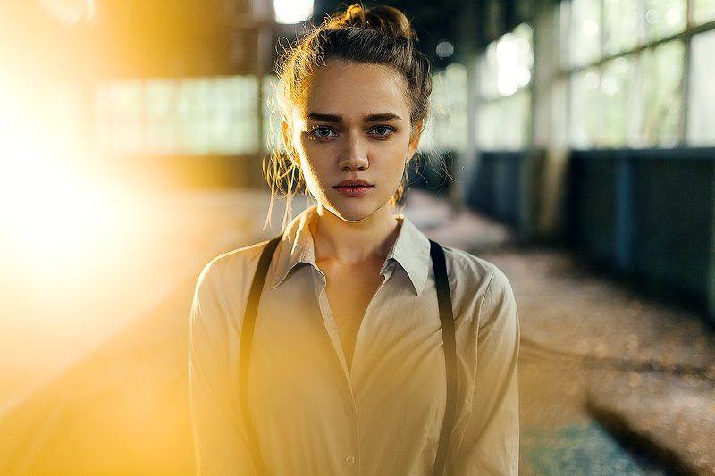 35 мм, Canon, Color, Film, Girl Таинственностьphoto preview