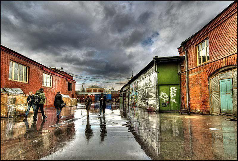 винзавод, центр современного искусства Винзаводphoto preview