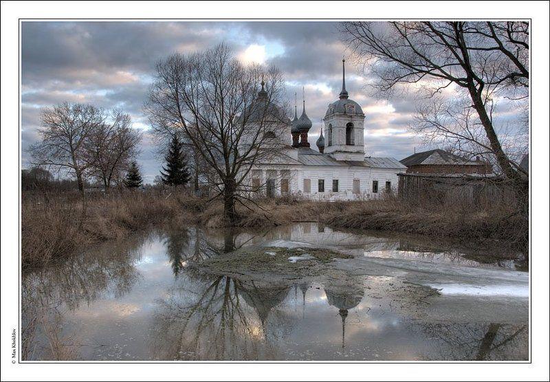 воскресенско-никольский, храм, варницы, серия,  \