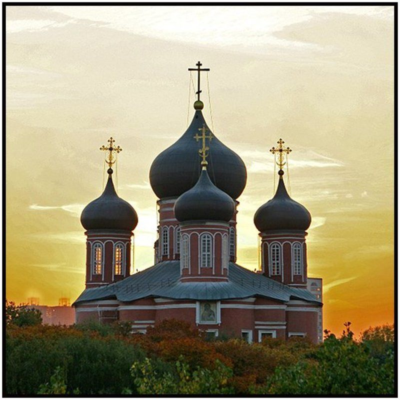 донской монастырь пасха Донской монастырьphoto preview