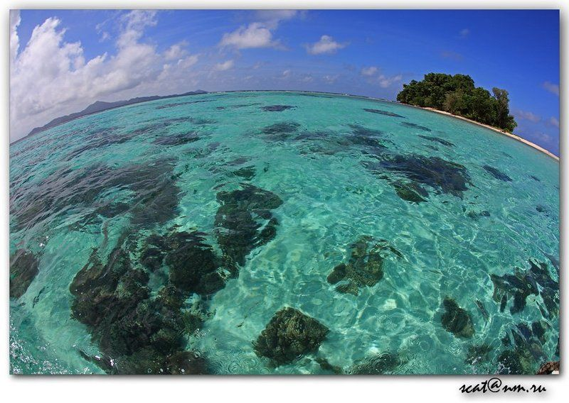 papua new guinea, round world, disert island, ocean, рифы, reef, папуа The Round World *Papua*photo preview