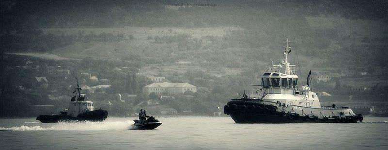 Морской перекрестокphoto preview