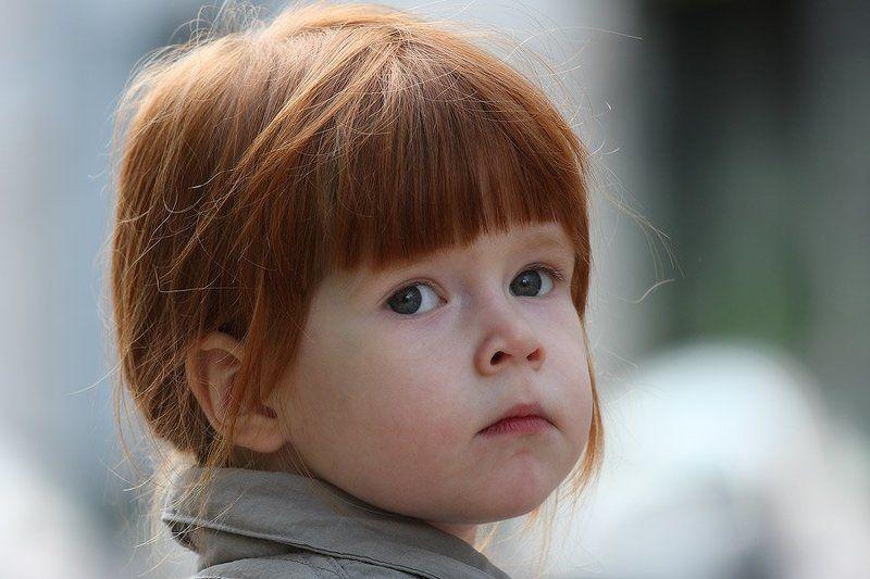 ребенок, дарья, портрет Дарьяphoto preview