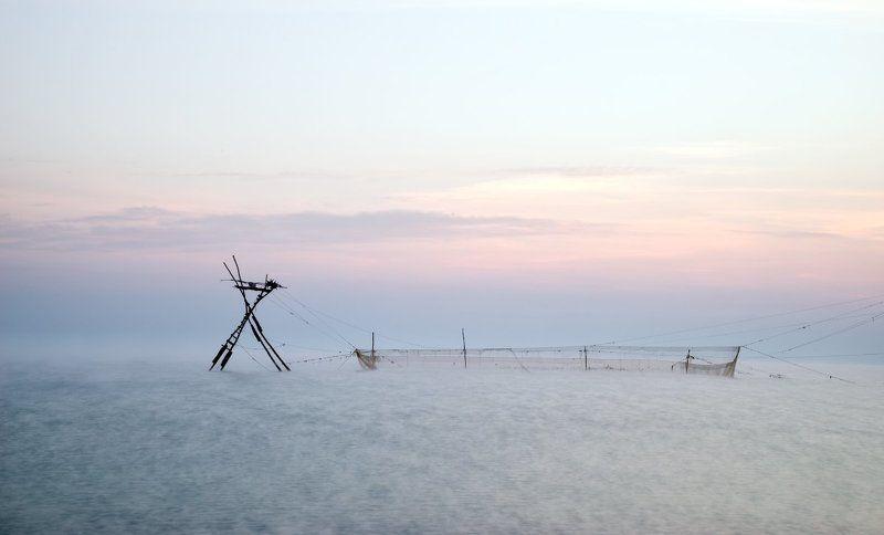 Sony, Крым, Море, Туман, Утро Где-то на море...photo preview