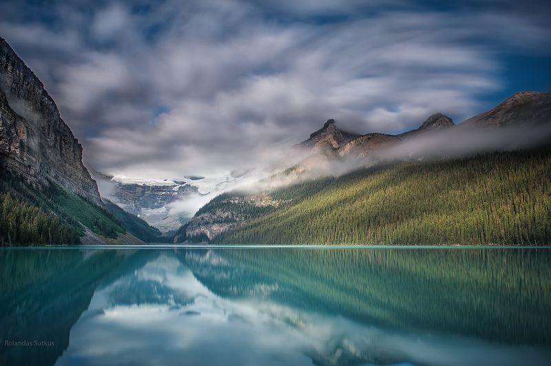 Lake, Landscape, Long exposure, Mountains Dreamsphoto preview