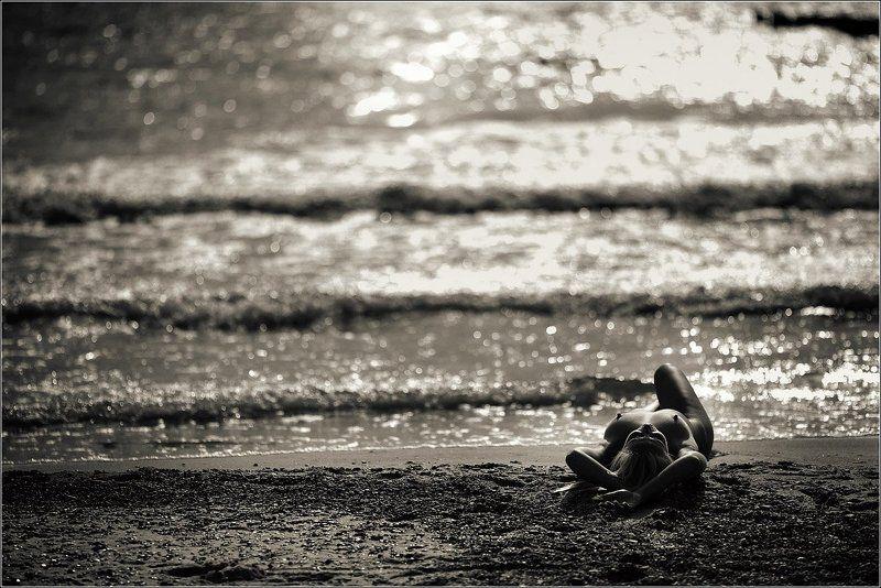 Artnude, Nude, Sea Relaxphoto preview