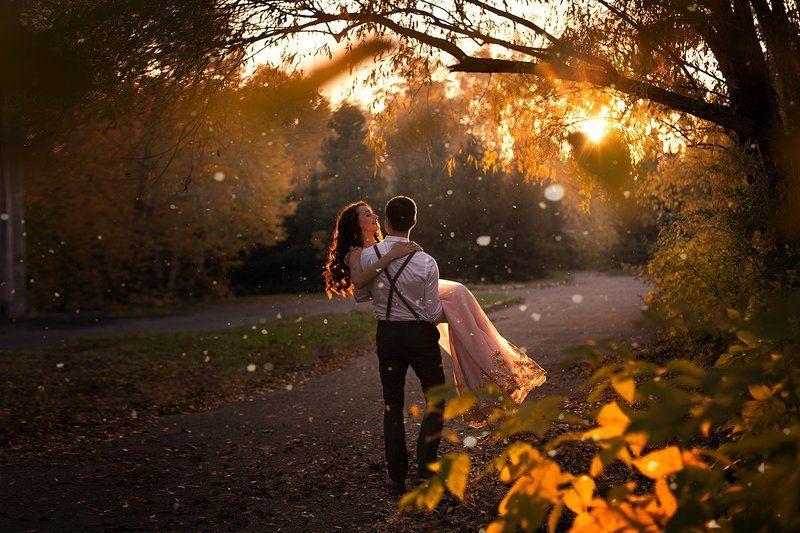 love, lovestory, light, sun, autumn, boy, girl, princess  Li & Diphoto preview