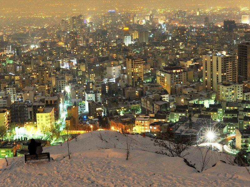 daivid, Iran