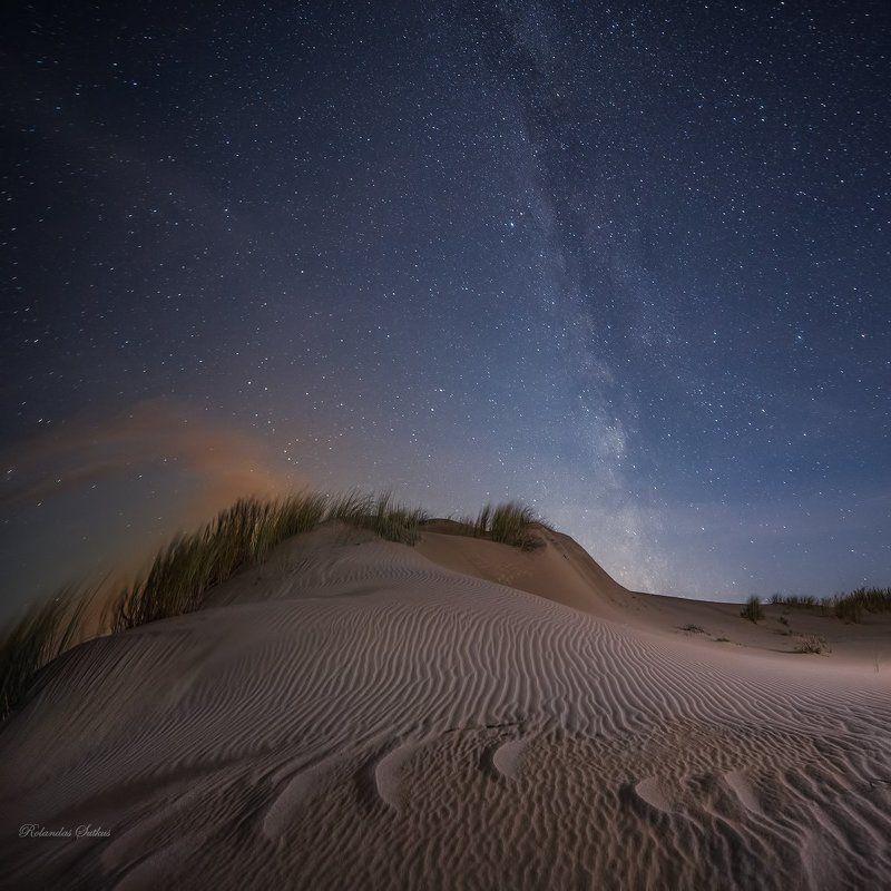 Evening, Milky way, Nida.long exposure Nidaphoto preview