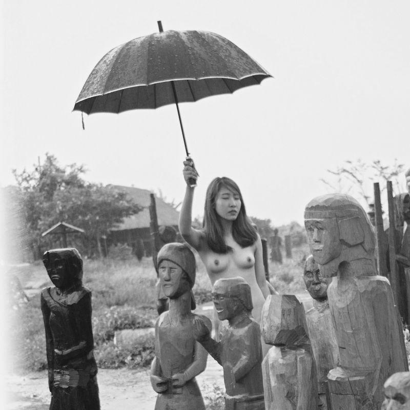120 film, 6x6, Black and white, Hanoi, Negative, Nude, Vietnam, Woman Untitledphoto preview