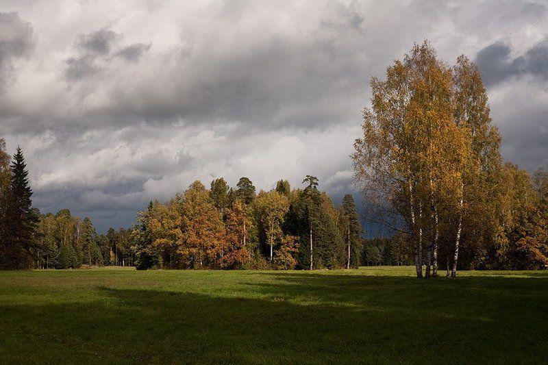 павловск, осень осеньphoto preview