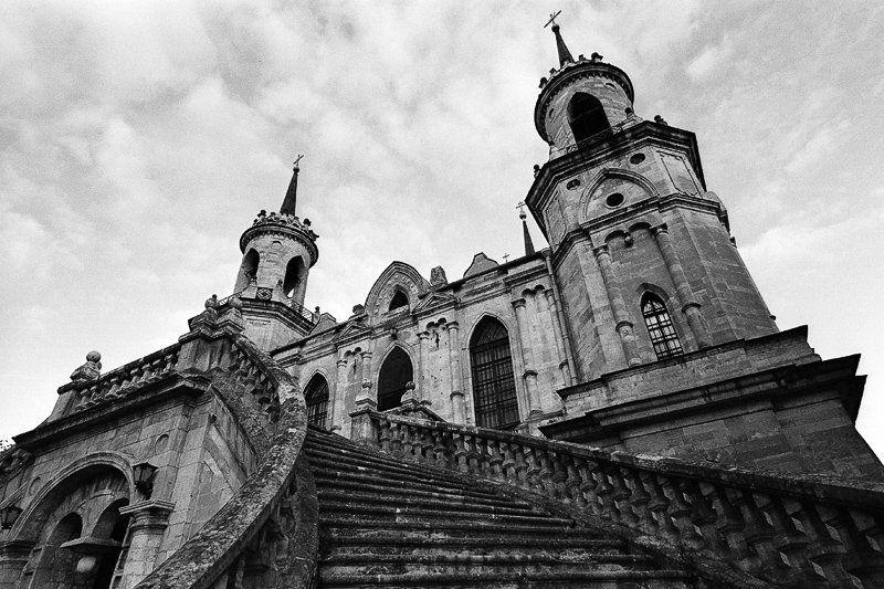 готика, архитектура, псевдоготика, церковь ***photo preview