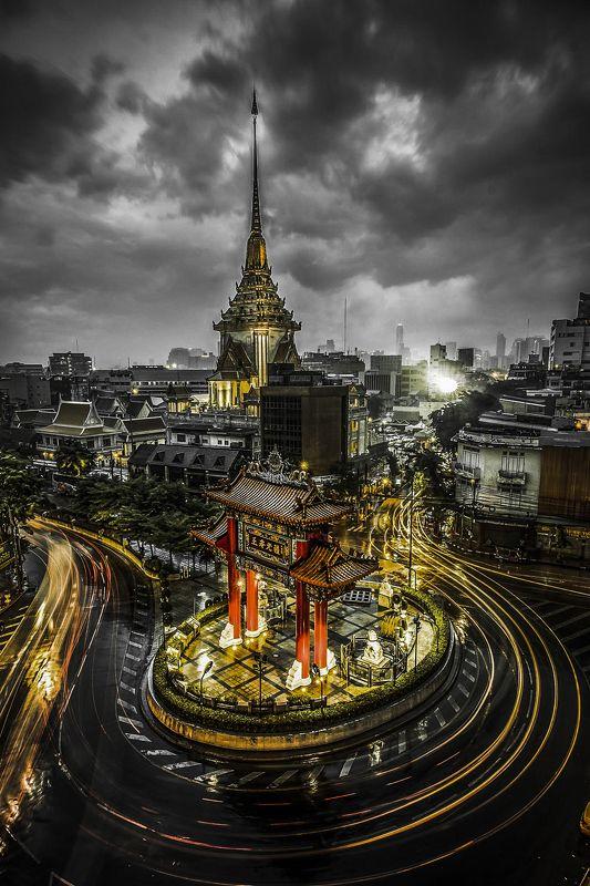 Sukrich Nutchanatcharoernsuk, Thailand