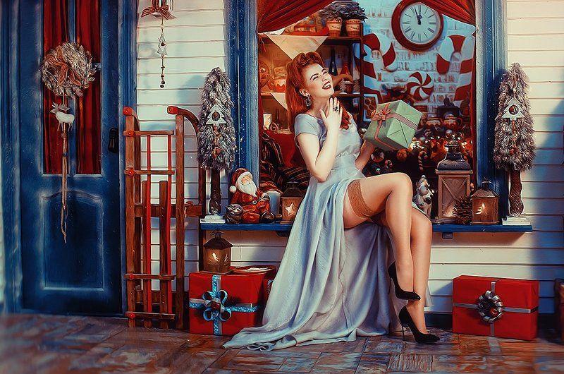 Анохина Юлия, Russia