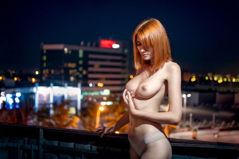 girl, city, nude, view, night, beauty, amazing, cute beautiful viewphoto preview