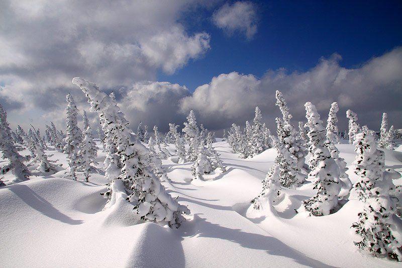 зима рядом с небомphoto preview