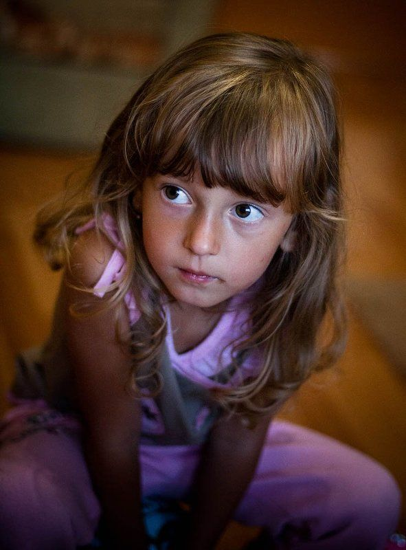 ребенок, портрет Интересно ...photo preview