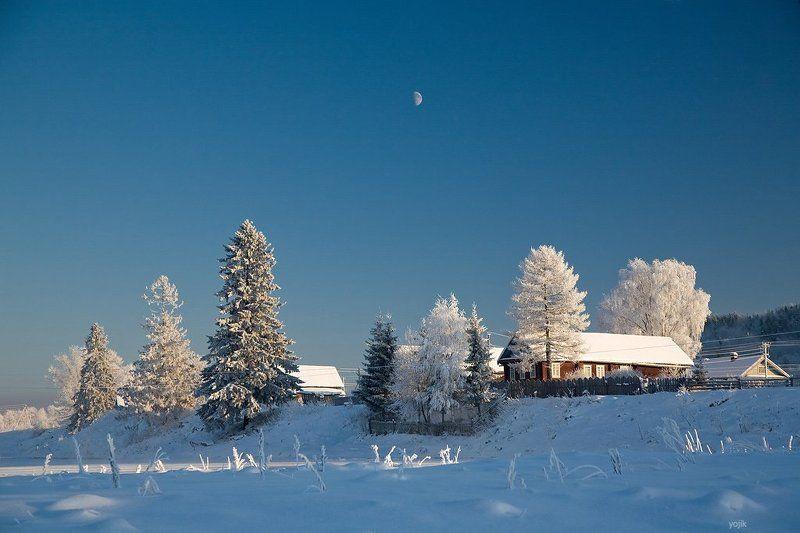 зимняя, сказка Свежо!photo preview