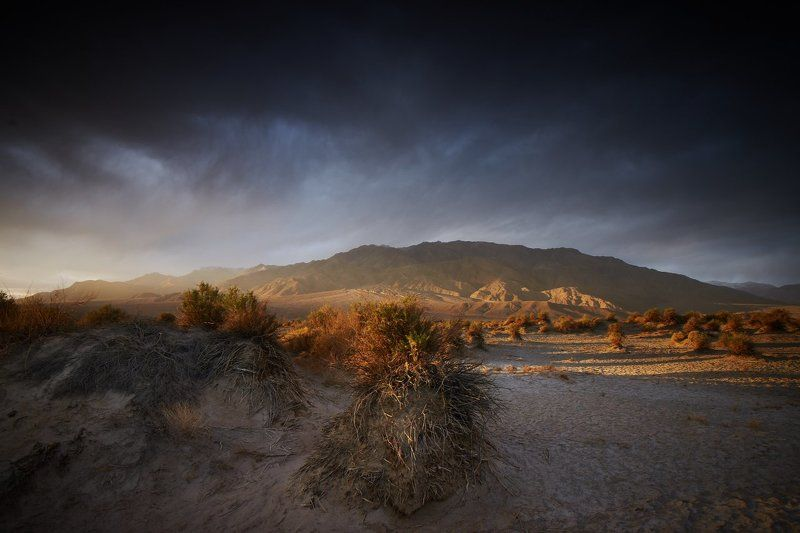usa, death valley, nevada, sunrise A world apartphoto preview