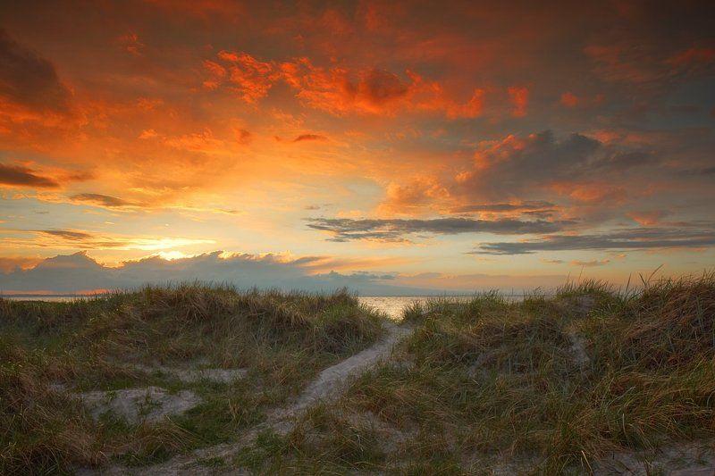 heidkate baltic sea beach ostsee Heidkate Beachphoto preview