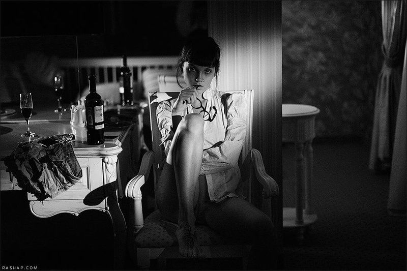 Genre, Nude, Portrait, Rashap Cinemaphoto preview