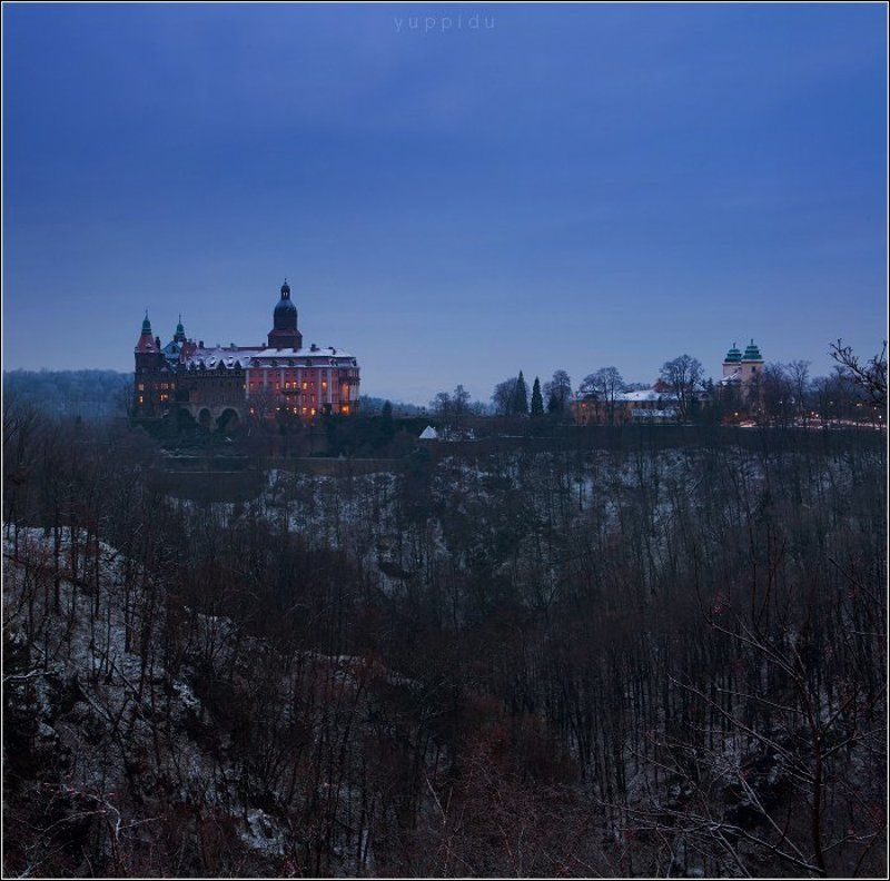 Castle, Ksiaz, Poland Ksiaz castlephoto preview