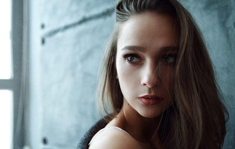 portrait girl face Aleksandraphoto preview