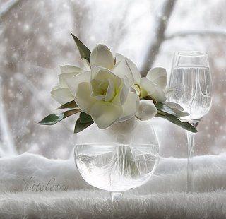 PRO снежно-белое...