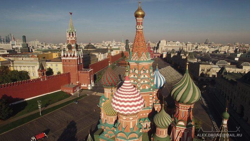 над Москвой 2photo preview