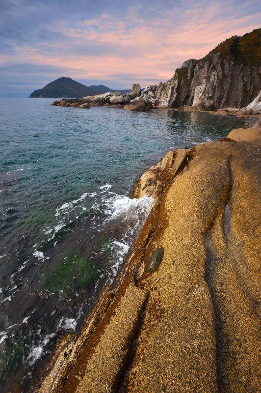 Скалы мыса Кит.photo preview