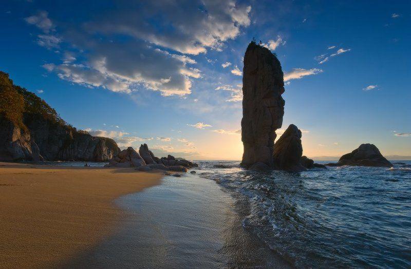Осеннее утро на тигрином берегу.photo preview