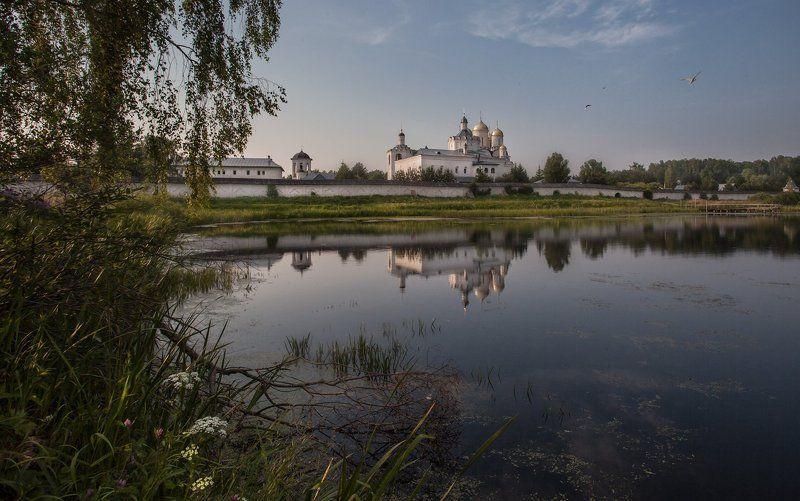 Болдино. Троицкий Герасимо-Болдинский мужской монастырь. Июнь Обительphoto preview