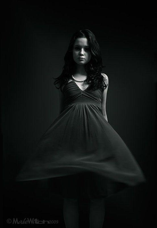 girl ,portrait ,black&white, девушка ,портрет, черно-белое \
