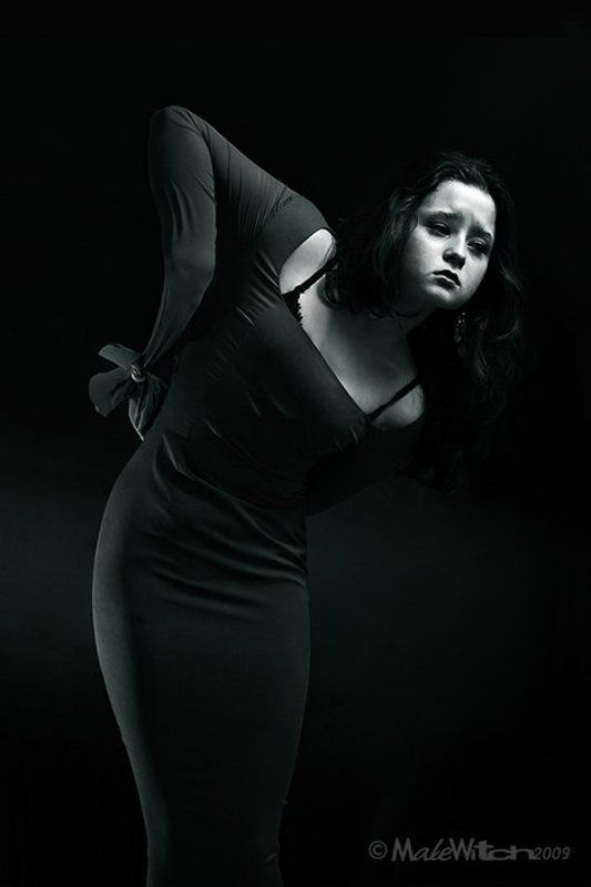 portrait, girl, black&white, emotion, sad, девушка, портрет, черно-белое, эмоция, грусть Frustrationphoto preview