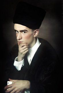 * Портрет молодого человека в шляпе *