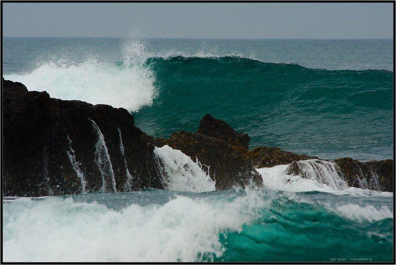 индийский, океан Wavephoto preview