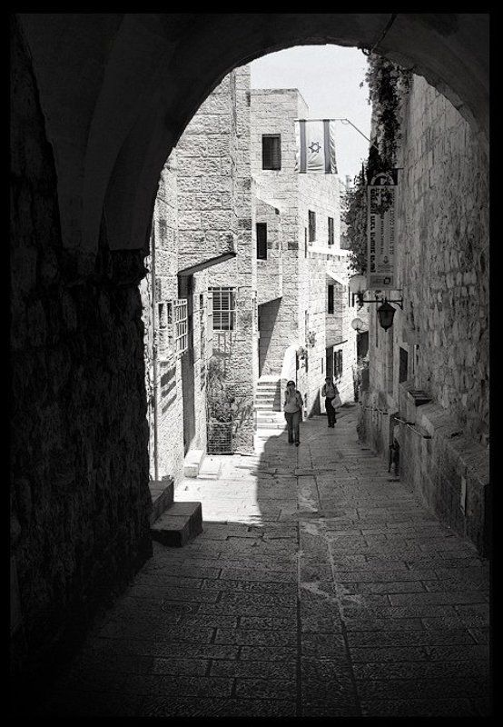 иерусалим Старый городphoto preview