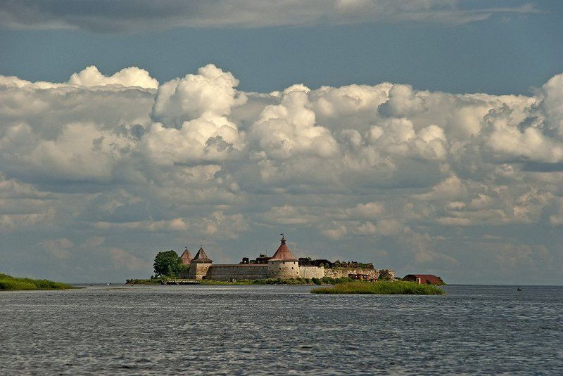 Крепость \