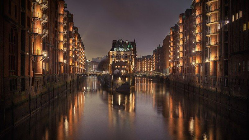 гамбург, германия ---photo preview
