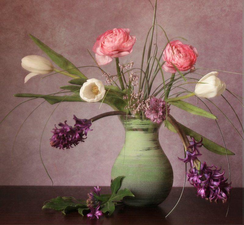 Весна, Натюрморт, Фотонатюрморт, Цветы Веснаphoto preview