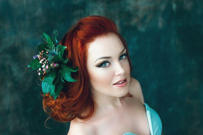 цветы, красота, девушка Татьянаphoto preview