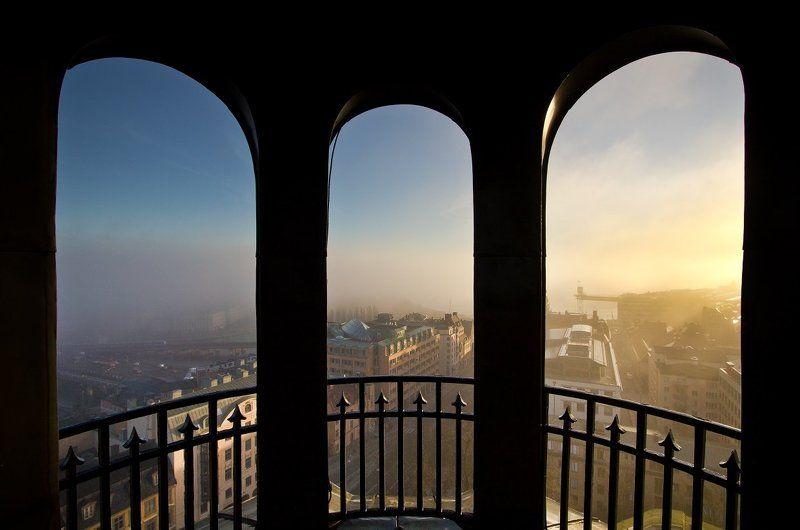 Fog, Ignacak, Misty, Morning, Patryk, Patryk. ignacak.stockholm.misty., Stockholm, Sweden Misty Morning Viewphoto preview