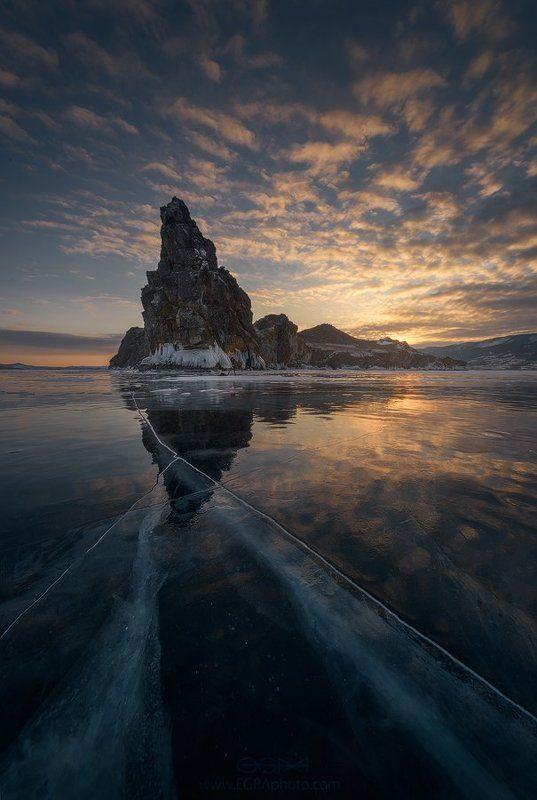 baikal, island, siberia, байкал, остров, сибирь, ольтрек, ice, лед Ольтрекphoto preview