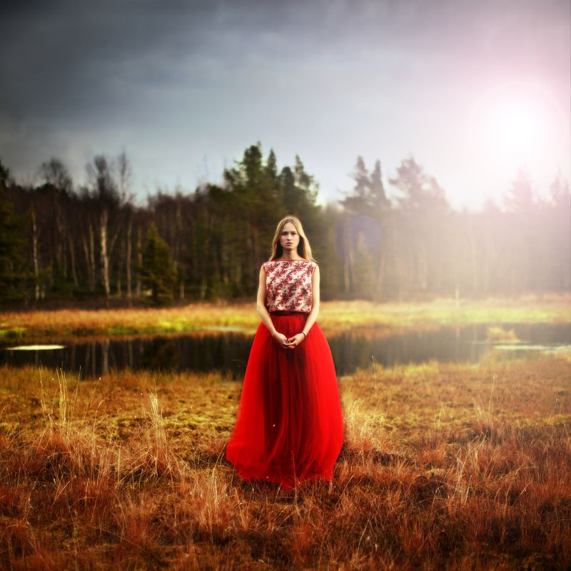 50 1.2, Canon 5d mark iii, Девушка, Красота, Лес, Север ...photo preview