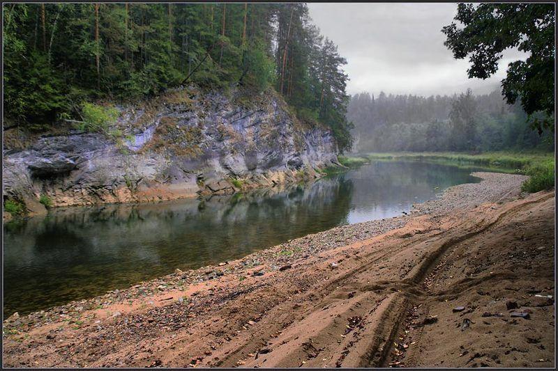 Уральская речка Зилимphoto preview