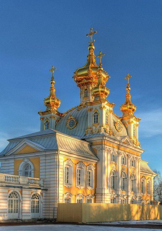 Церковный корпус Большого дворцаphoto preview